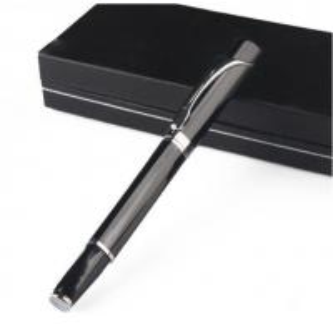 China Ball Pen Classical Noble luxuriou Business black Barrel Vintage Style Metal pen on sale