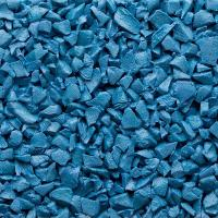 Anti - Static TPV Rubber Granules , Water Permeable Recycled Rubber Crumb Manufactures