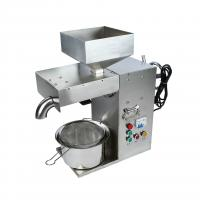 Hydraulic Homemade Oil Press Machine , Home Olive Press Machine Lightweight Manufactures