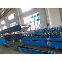 China Recycled Continuous PU Sandwich Panel Production Line For Building Materials on sale