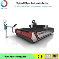 China Stainless Steel Laser Cutting Machine , Industrial Laser Cutter Equipment HECF3015IIWJ on sale