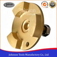 SGS 70mm Diamond Grinding Wheels For Grinding Concrete / Grinding Plate Manufactures