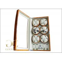 Battery Operated Watch Winder / Multiple Winding Watch Case Rotating For Women Manufactures