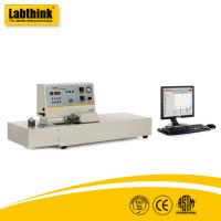 Easy Operate Hot Tack Tester For Plastic Films 0 ~ 200N Heat Seal Strength Manufactures