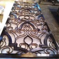 Modern Islamic Interior Design stainless steel Room dividers and decorative screens Manufactures