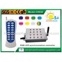 Synchronization LED Light Controller With Handset For RGB Underwater Light
