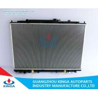 Nissan Acura MDX '01-02 AT Custom Aluminum Radiators PA16mm Heattransfer Extruded Manufactures