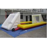 Portable Large Inflatable Soccer Pitch For Commercial Use , Inflatable Soccer Field Manufactures