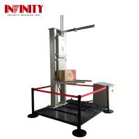 Large Household Appliance Drop Impact Test Machine Zero Height Paper Package Free Fall Drop Tester Manufactures