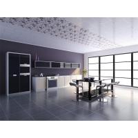 Moistureproof Strip PVC Ceiling Panels For Morden Kitchen Plan Manufactures