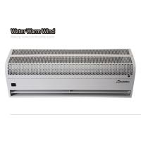 Hot Water Industrial Heating Air Curtain , Water source Air Curtain Cooler Manufactures