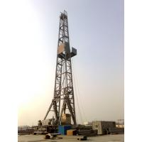 China Carbon Steel Oil Well Land Drilling Rig ZJ70 Oil Drilling Machinery on sale