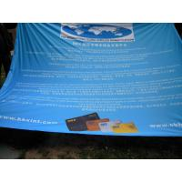 Durable Fabric Banners Printing Color With Custom Size For UV Printing Manufactures