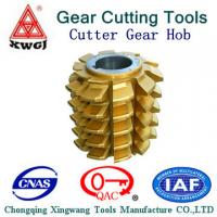 Quality Cutter Gear Hob and Gear Hobbing Cutter and Gear Hobber Cutter for sale