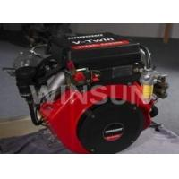 22HP Air-cooled Diesel Engine for Lawn Mower Manufactures