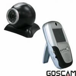 China 2.4GHz Wireless IR Baby Monitor (822E) on sale