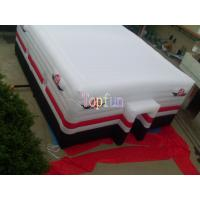 Lightest Square Inflatable Event Tent / 12m White Waterproof Fabric Inflatable Tent Manufactures