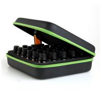 Essential Oil Carrying Hard EVA Case Multi Hole Fasten Protective Box Easy Bring Manufactures