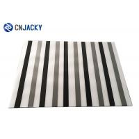 HI CO Magnetic Strip Tape Coated Overlay Film For PVC ID Card Laminating Manufactures