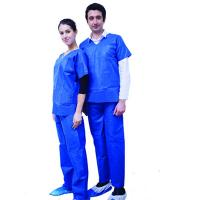 SMMS Anti - Static Disposable Medical Protective Clothing Anti - Pull For Surgeries Manufactures