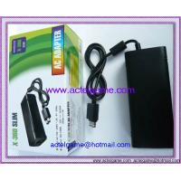 Xbox360 slim AC power adapter xbox360 game accessory Manufactures