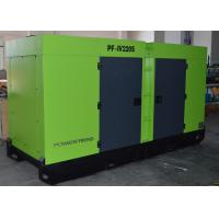 160kw Diesel Generator Set With Italy PFT IVECO Engine DeepSea Controller Manufactures