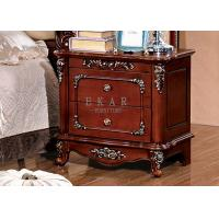 Nightstands Antique Bedside Table 2 Drawers Manufactures