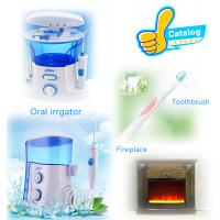 Other Type dental flosser water teeth cleaner with blue clolor with FDA material producted by Flycat Manufactures