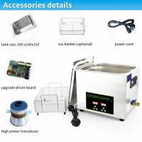 China Automotive Workshops Tool 	Industrial Ultrasonic Cleaner , Ultrasonic Cleaning Device on sale