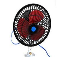 """6"""" Oscillating Vehicle Cooling Fans , Electric Fans For Cars With Screw Mounting Manufactures"""