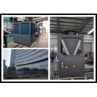Office Building Air Source Heat Pump Air Conditioning / Electric Air To Air Heat Pump Manufactures