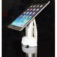 COMER security counter display magnetic stand holder for ipad tablet stand with charging cord Manufactures