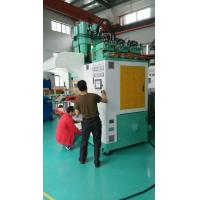 3000 KN Vertical Silicone Rubber Injection Molding Machine 3000cc Volume Manufactures
