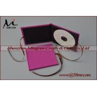 Quality Single Fabric Linen DVD CD Cover for sale
