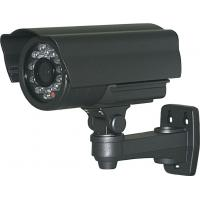 560TVL Waterproof IP66 Outdoor Security Cameras Color CCD , DSP With Aluminium Bracket Manufactures