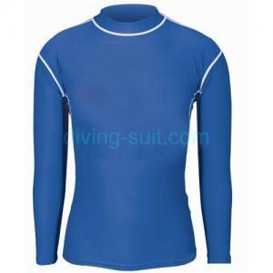 long sleeve lycra rash guard shirt Manufactures