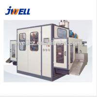 Uniform Clamping Pet Blow Moulding Machine Double Station Multi Function Manufactures