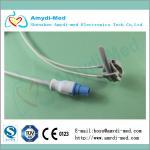 Siemens Spo2 Sensor for patient monitor SC6002XL,neonatal spo2 sensor,7 pin Manufactures