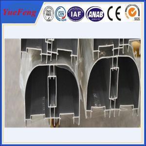 round aluminium heat sink, Aluminium round tube profile, aluminium profile half round Manufactures