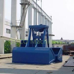 Easy Operation Two Peels Mechanical Grab Bucket Mechanism Manufactures