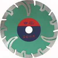 Portable Segmented Diamond Stone Cutting Saw Blades  Protective Teeth  Marble Cutting Manufactures