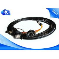 China Military Type A Tactical Rugged Connector For Tactical / Military Fiber Optic Cable on sale