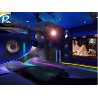 Wireless Remote 16W AC100 -240V RGB Aluminum LED Decoration Lighting For Night Club Manufactures