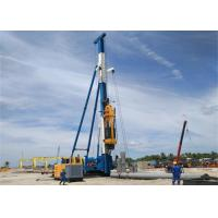 Engineering Foundation Hydraulic Pile Hammer , Jack Hammer Pipe Driver Manufactures