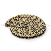 Dirt Bike Parts Copper-plated Motorcycle Chain Yamaha YZ 250F WR 450F MN Gold Manufactures