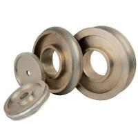 Electroplated Diamond Grinding Wheel For Glass Tungsten Carbide Dressing Tool Carbide Tools Manufactures