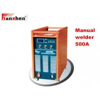 carbon steel Gas MMA Welding Machine professional inverter heavy duty Manufactures