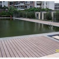 Solid and Hollow WPC Decking Flooring for Pool and Seaside Manufactures