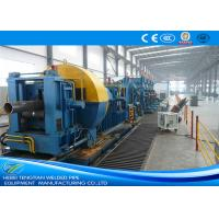 China CS325 Pipe Cutting Saw Milling Type , Orbital Cold Cutting Pipe Equipment 2 Blades on sale