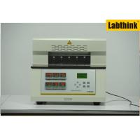 Laboratory Heat Seal Tester With 5 Group Stations ASTM F2029 Standard Manufactures
